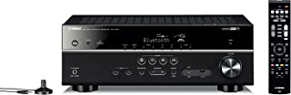 Yamaha RX-V479BL 5.1-Channel MusicCast AV Receiver with Bluetooth, Works with Alexa