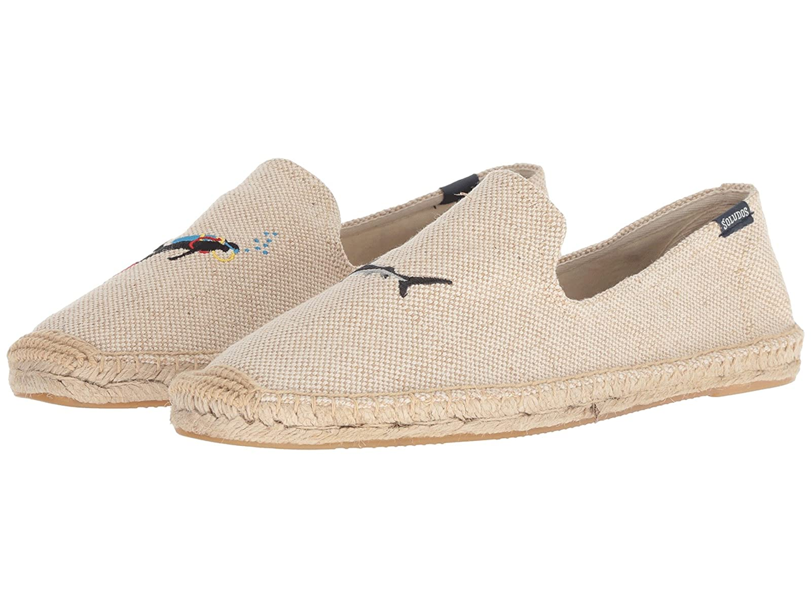 Soludos Scuba Shark Smoking SlipperAtmospheric grades have affordable shoes