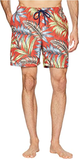 Naples Parque Palms Swim Trunks