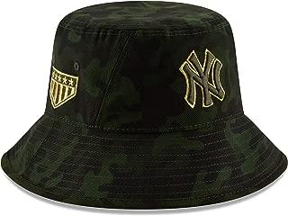 New Era MLB 2019 Armed Forces Day Bucket Hat Cap: OSFM