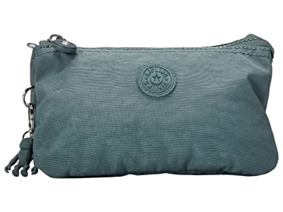 Kipling Creativity Large Pouch (Light Aloe) Clutch Handbags