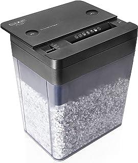 comprar comparacion Duronic PS391 Destructora trituradora de papel con microcorte para máxima seguridad, de 5 l y 500W - Garantiza cumplimient...