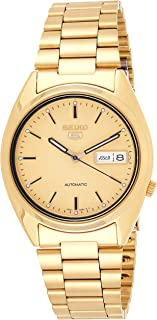 Seiko 5 Men's Mechanical Watch, SNXL72