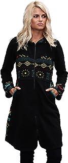 manakamana Women`s Tribal Jacket -Ethnic Hoodie