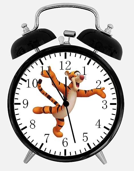 Winnie The Pooh Tigger Alarm Desk Clock 3 75 Home Or Office Decor E130 Nice For Gift