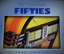 The Fabulous Fifties: Unforgettable Fifties (3 CD Set)