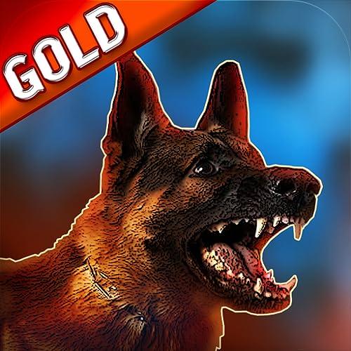 perros de rescate K9: la unidad canina de la policía corre a atrapar a los criminales - gold edition