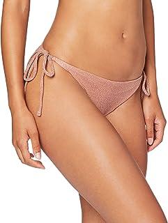 Women' Secret Donna Slip Bikini Tessuto Speciale con Glitter e Stampa Effetto sfumato Not Applicable, Viola e Lilla, S