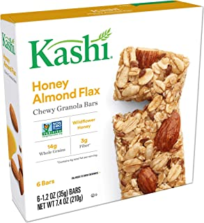 kashi honey cereal