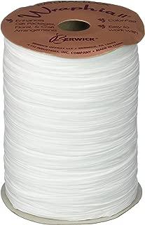 Berwick A10500-09025-0026 Bella Terra Zebra Animal Print Paper Craft Ribbon Black//White 1-1//2-Inch Wide by 25-Yard Spool