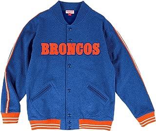 Mitchell & Ness Denver Broncos NFL Play Call Men's Premium Fleece Jacket