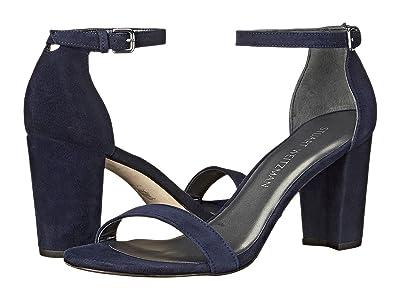 Stuart Weitzman Nearlynude (Nice Blue Suede) Women