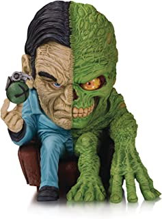 DC Collectibles Artists Alley: Two-Face by James Groman Designer Vinyl Figure, Multicolor