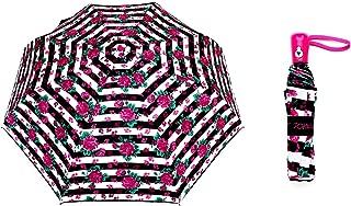 Betsey Johnson Umbrella Flower Stripe