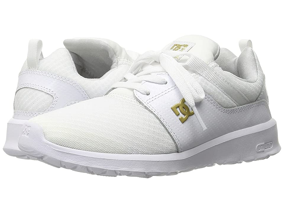 DC Heathrow SE (White/Gold) Women