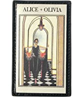 Alice + Olivia - Elle Vintage Stace Card Case