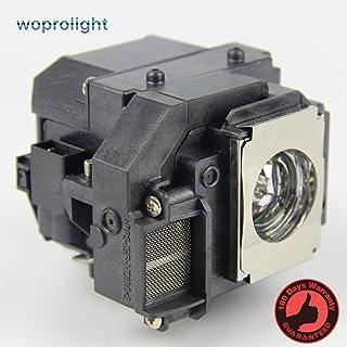Woprolight ELP LP54 - Lámpara de repuesto con carcasa para