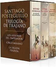 santiago posteguillo trilogia trajano