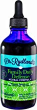 Dr. Rydland's by Kids Wellness Liquid Herbal Formulas (Family Daily Defense, 4oz) for Daily Use and Travel