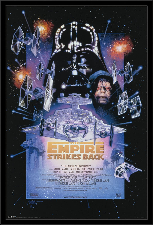Trends International Wall Poster Star Wars Episode 5, 24 x 36