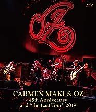 """カルメン・マキ&OZ 45th Anniversary and """"the Last Tour"""" 2019 [Blu-ray]"""