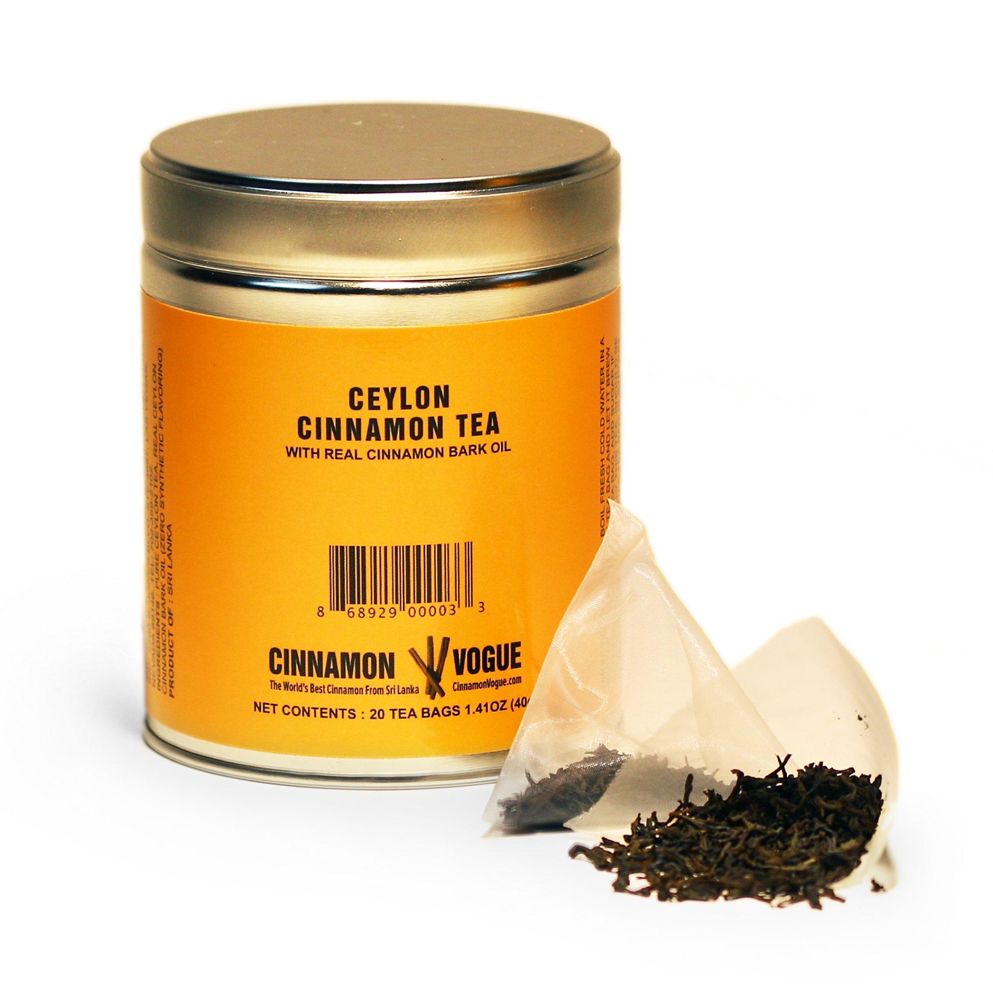 Cinnamon Tea Premium Ceylon Flavoring