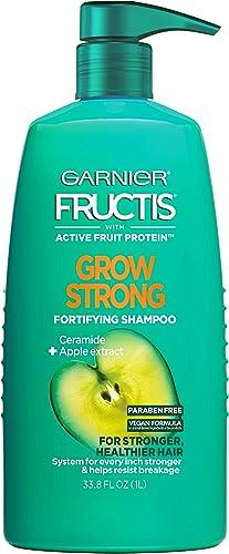Garnier Fructis Grow Strong Shampoo, 33.8 Ounces
