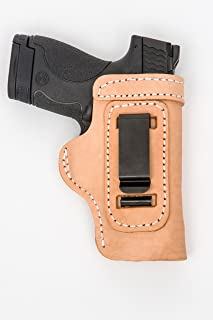 Pro Carry Hi Point 9mm Compact Leather Gun Holster LT Right Hand IWB Natural