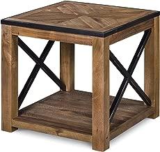 Magnussen Penderton Wood Rectangular End Table