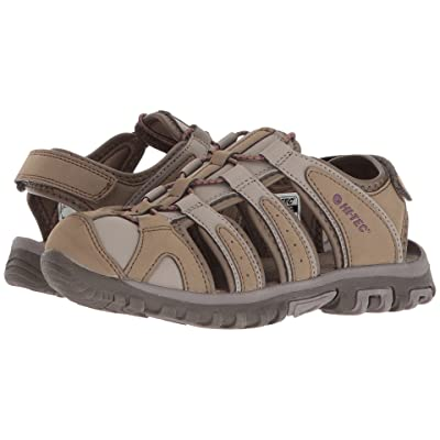 Hi-Tec Cove II (Taupe/Warm Grey/Grape Wine) Women