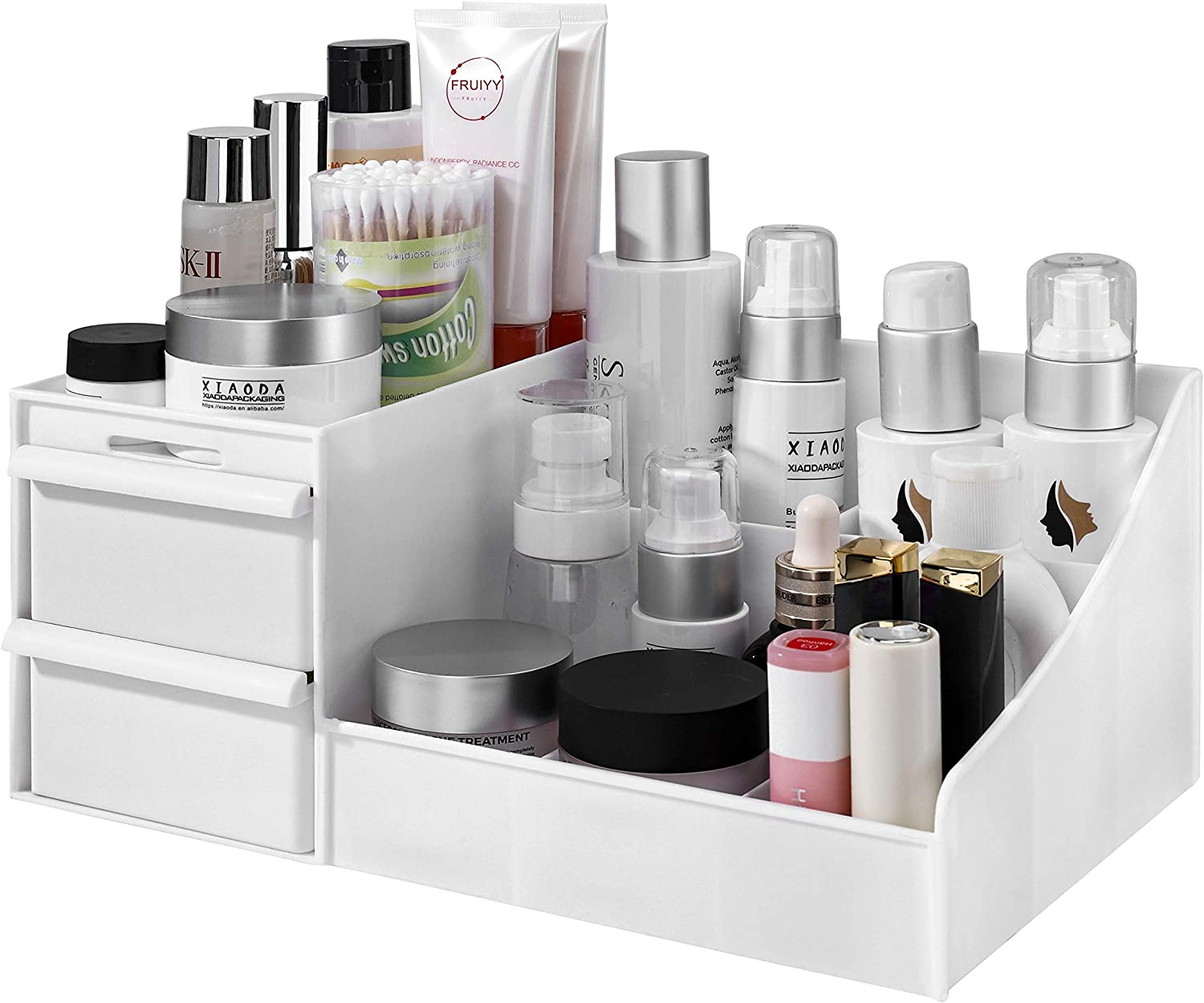 XXY Make Up Organizer with Drawers Box for Manufacturer direct ...