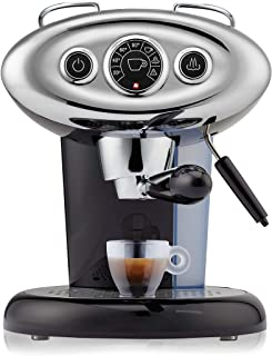 Illy caffè, Máquina de café espresso compatible con cápsulas Iperespresso X7.1, color negro