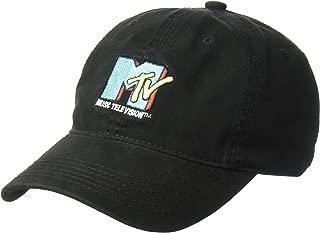 Men's Core Logo Baseball Cap, Black, One Size