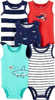Carter's Baby Boys pk Bodysuits 126g402