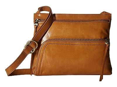 Hobo Cassie (Honey) Cross Body Handbags