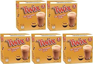 Dolce Gusto Twix x8 (lot de 5 soit 40 capsules)