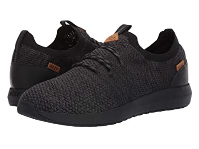 Reef Cruiser Knit (All Black) Men
