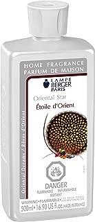 Lampe Berger 500ML-ORIENTAL Fragrance-Oriental Star, 500ml / 16.9 fl.oz