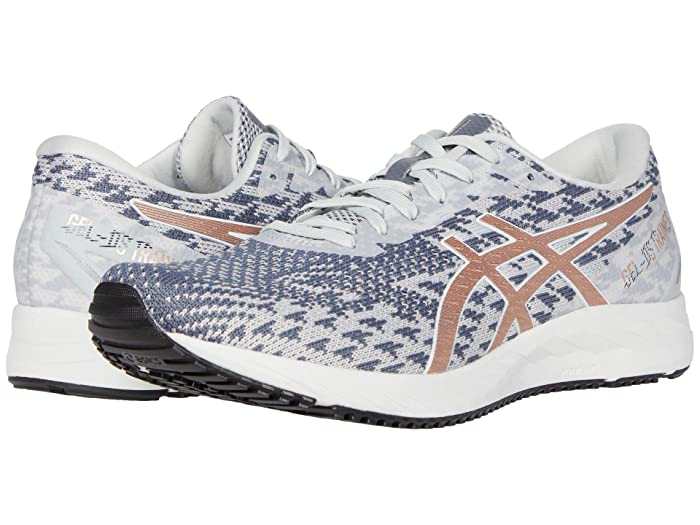 ASICS  GEL-DS Trainer 25 (Polar Shade/Rose Gold) Womens Running Shoes