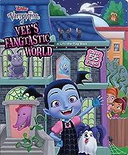 Disney Vampirina: Vee's Fangtastic World Lift-the-Flap