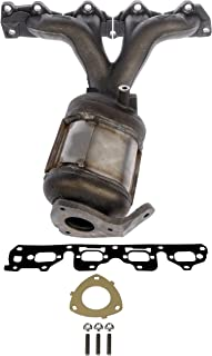 Non C.A.R.B. Compliant AB Catalytic 41632 Direct-Fit Catalytic Converter