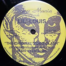 Lil' Louis - The Original Video Clash - Dance Mania - DM 011