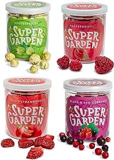 Caja de merienda de Supergarden - Frutas y Bayas Liofilizadas (Jardín de la abuela)