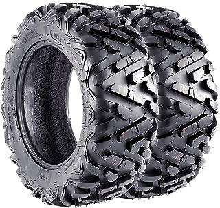 VANACC ATV Tires 26x8-14 26 inch 6PR 26x8x14 UTV Tire Set of 2
