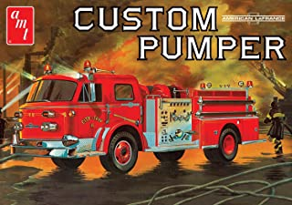 model fire trucks to build