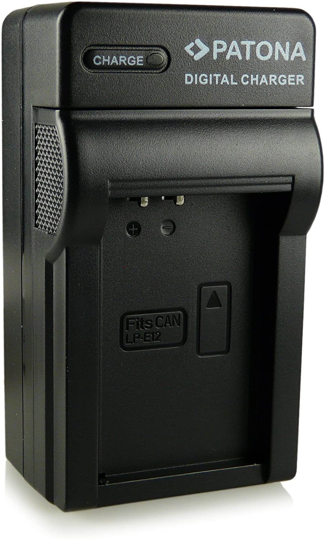 3in1 Ladegerät 100 Kompatibel Mit Lp E12 Akkus Für Kamera