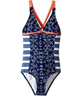 Splendid Littles - Deckhouse Geo One-Piece (Big Kids)