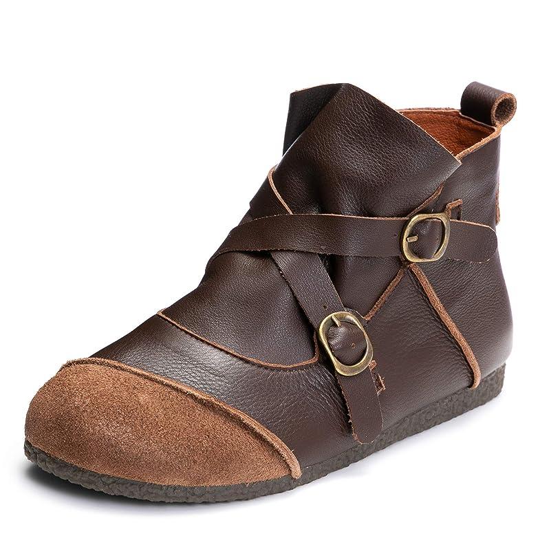 人間道徳メトリックウィンターブーツ 暖かい ボア ダブルベルト 切り替え ショートブーツ ローヒール ぺたんこ プラットフォーム 痛くない 歩きやすい 疲れない お呼ばれ 靴 オフィス デイリー ファー 黒 茶 カジュアル レディース