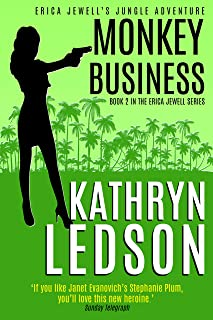 Monkey Business (The Erica Jewell Series Book 2)