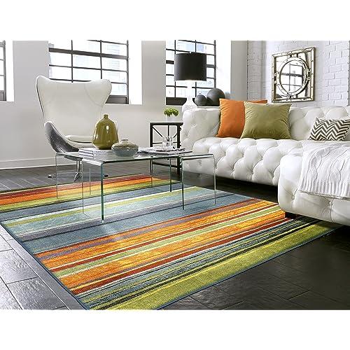 Colorful Area Rugs: Amazon.com